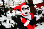 Harley Quinn - Freezing