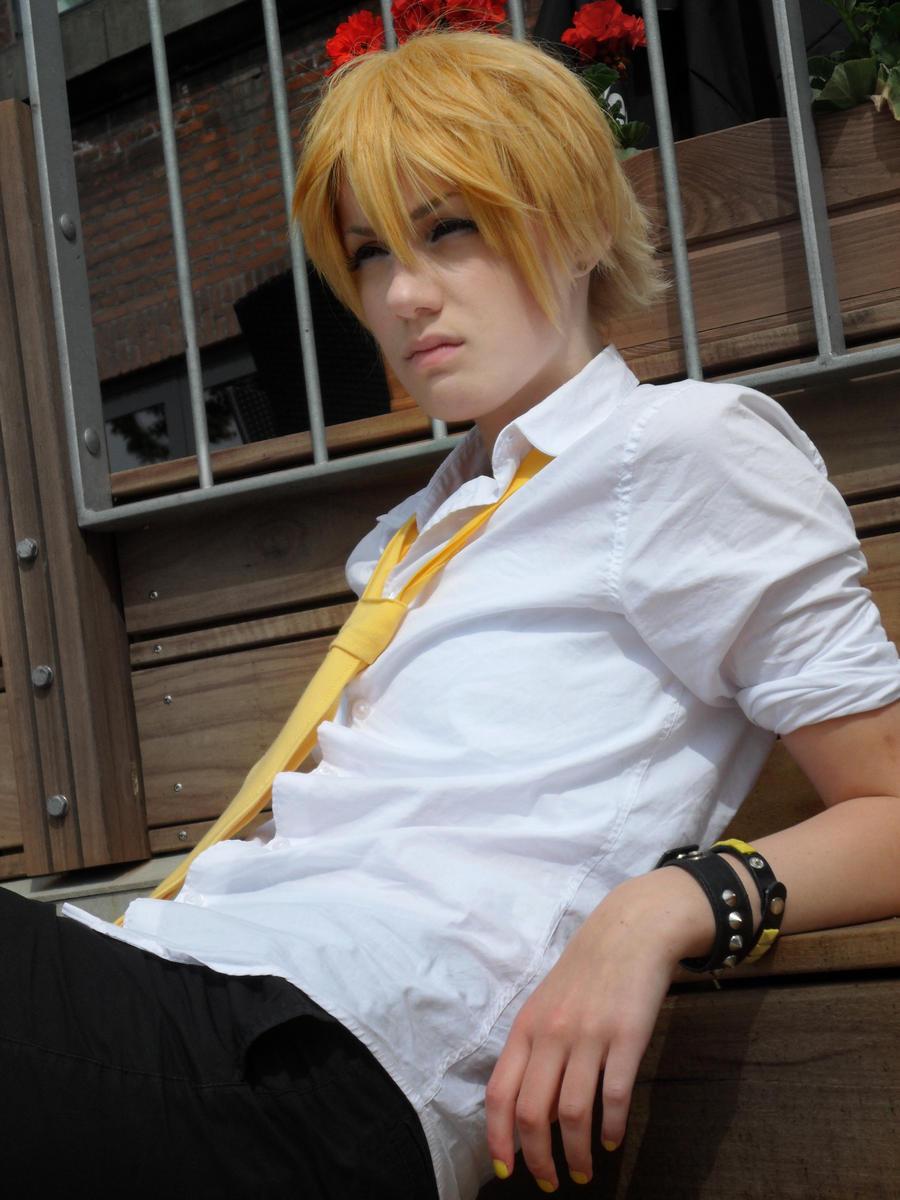 Kagamine Len - Sunshine by Rpd95
