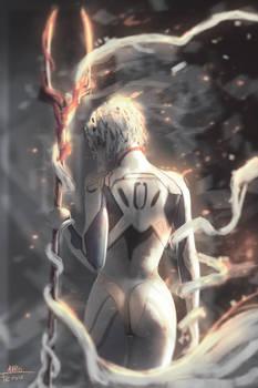 Rei.Evangelion ( PROCESS ON PATREON)