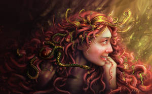 Lilith ( Commission) by AnatoFinnstark