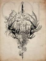 Ours is the Fury ( #16inktober) by AnatoFinnstark