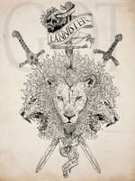 Hear me Roar ( #17inktober ) by AnatoFinnstark