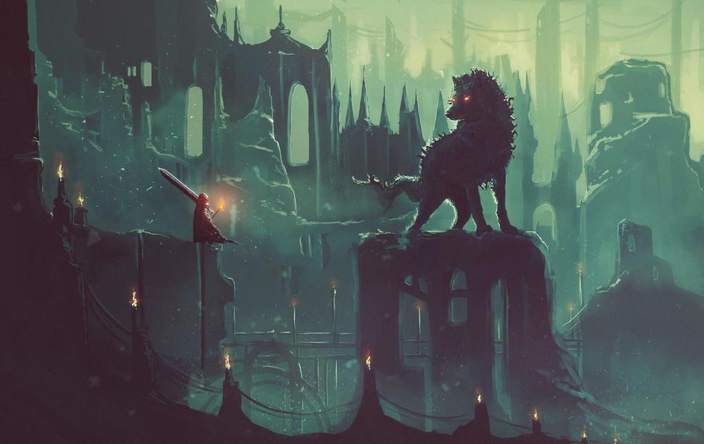 A big problems need big sword...(Berserk) by AnatoFinnstark