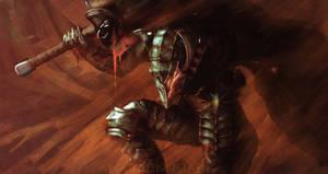 Last Blood ( old school BERSERK cover )