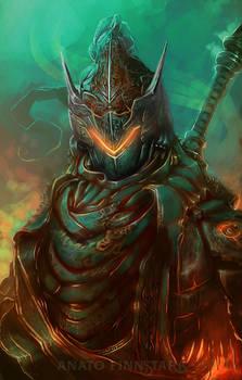 Genji Darksouls ( overwatch)