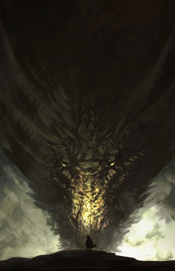 Tyrion And Rhaegal   Game Of Thrones  By Anatofinn by AnatoFinnstark