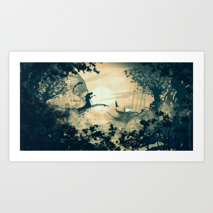 Deahtly-hallows-h-potter-prints by AnatoFinnstark