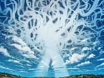 BERSERK . The World Helix Tree(+ YOUTUBE PROCESS)