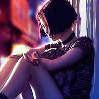 Mathilda ( Leon ) by AnatoFinnstark