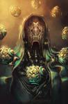 Zenyatta Darksouls (OVERWATCH) by AnatoFinnstark