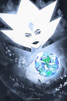 Hello There ! (White Diamond / steven universe )