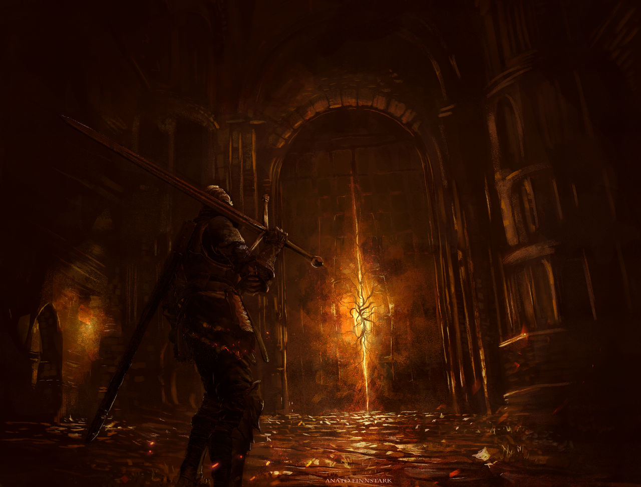 Dark souls 3 : Before Vordt ( study 2h50 )