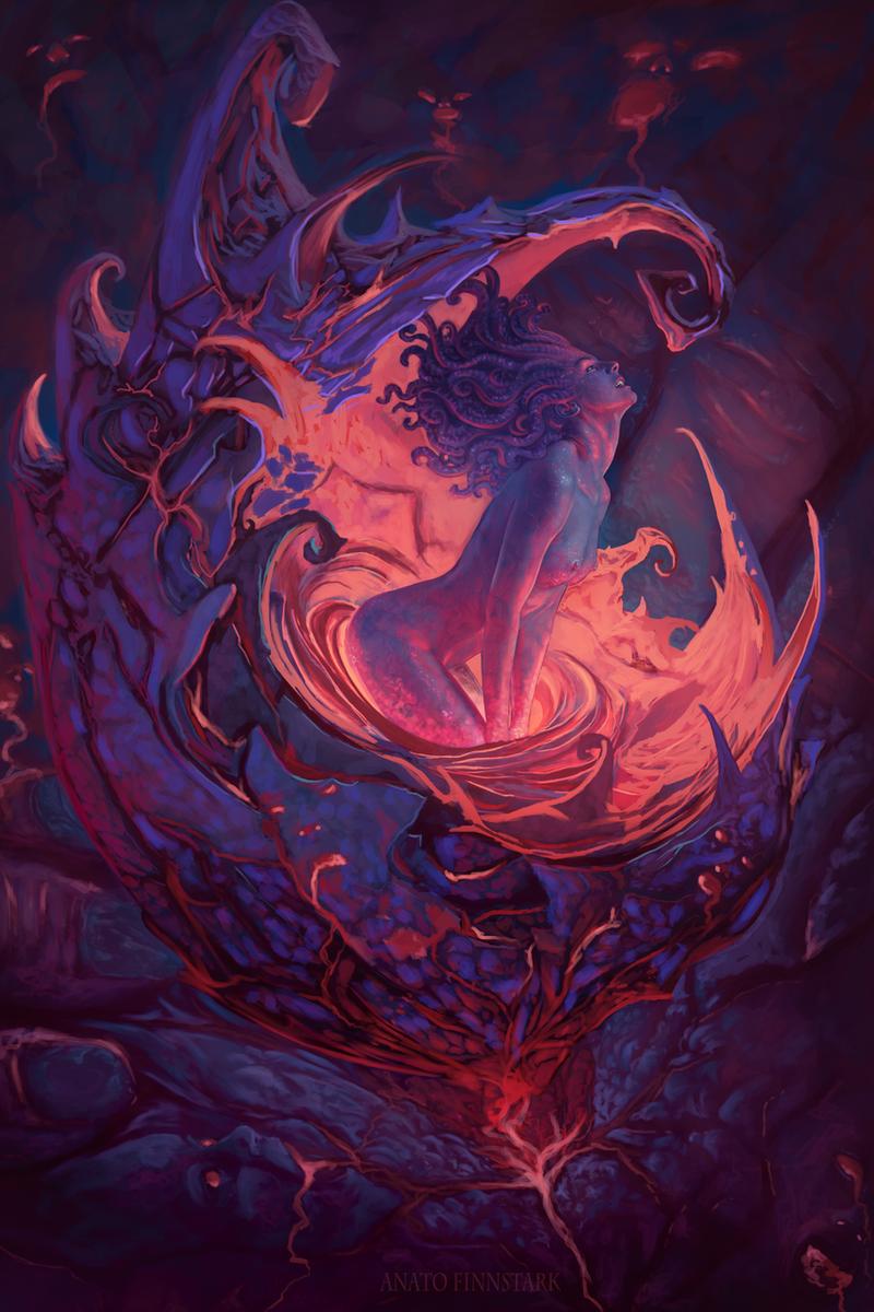 Slan, Whore Princess of the Uterine Sea. (BERSERK) by AnatoFinnstark
