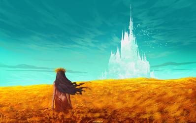 My kingdom of nowhere by AnatoFinnstark