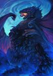 Dragon of the war of wrath ( LOTR )