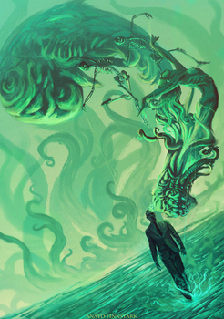Paralized, Mesmerized ( H.P Lovecraft )