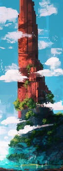 The red bastion