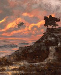 Old enemies arise ( Berserk ) by AnatoFinnstark