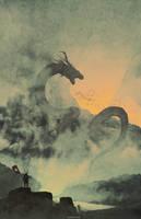 The dragon's gate by AnatoFinnstark