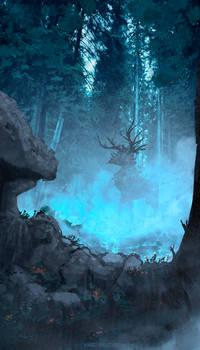 The deer's gate