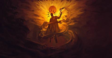 Transcendence ( Berserk ) by AnatoFinnstark