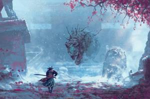 The Tiger's gate by AnatoFinnstark