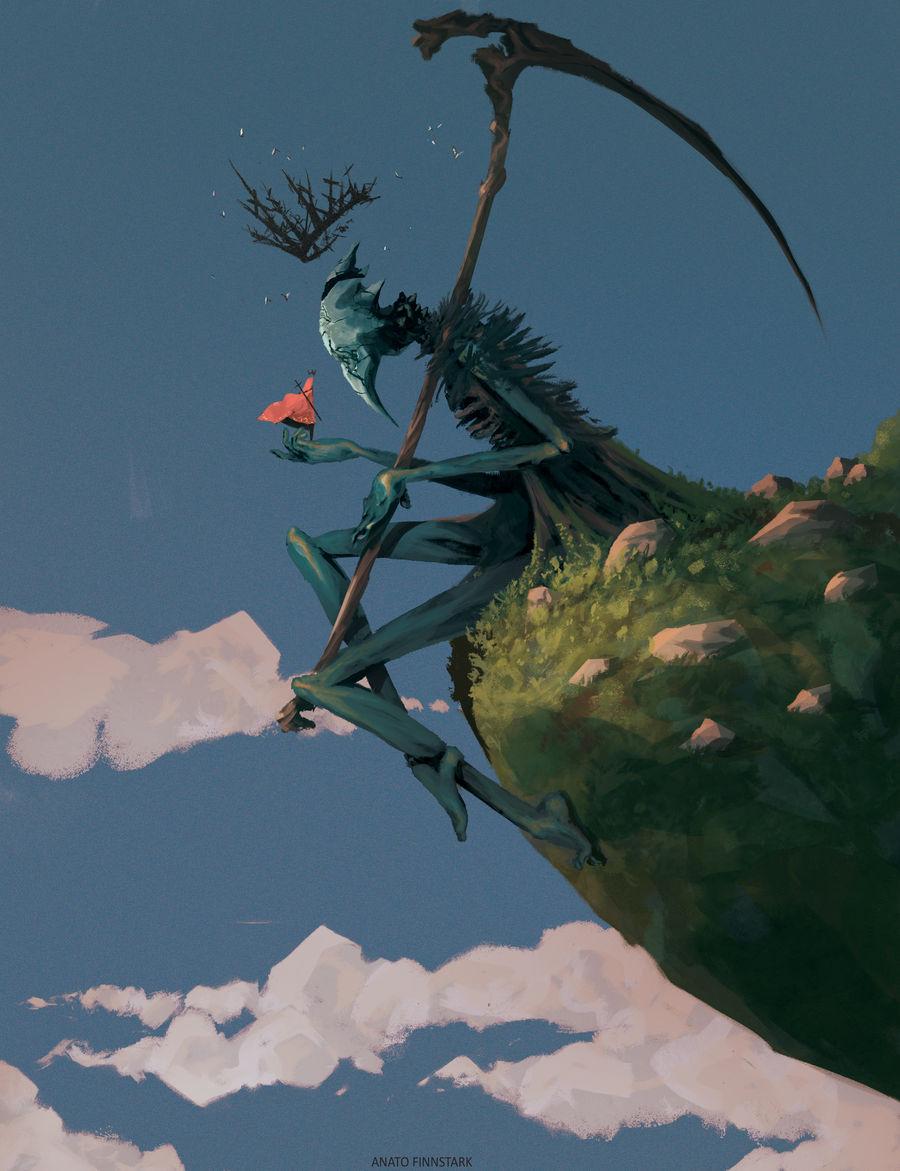 The king's journey : Crown of Thorn by AnatoFinnstark