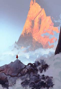 Climb, reach the summit, and climb again