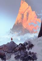 Climb, reach the summit, and climb again by AnatoFinnstark