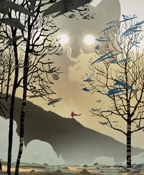 The king's journey : Mist whisperer by AnatoFinnstark