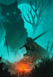 I guess I'll die ( Dark souls ) by AnatoFinnstark