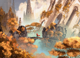 The king's journey : Forgotten garden by AnatoFinnstark