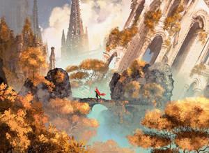 The king's journey : Forgotten garden