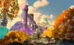 The king's journey :  High garden