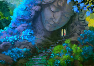 The king's journey : Under the elder's sight