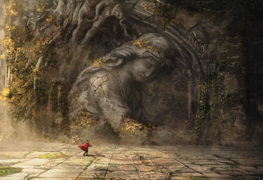 The king's journey : A darker path by AnatoFinnstark
