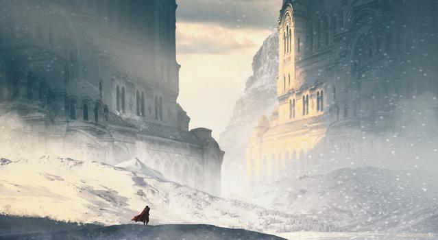 The Lost Knight : Log number 3 by AnatoFinnstark