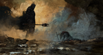 The fate of Isildur ( The Lord of the Rings ) by AnatoFinnstark