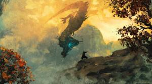 Sekiro. Dragon's Blood by AnatoFinnstark