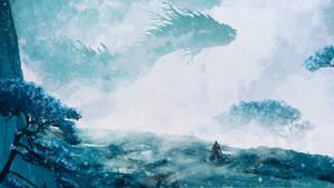 Sekiro. The Ghost Dragon of Ashina by AnatoFinnstark