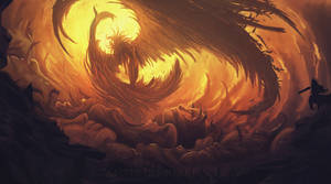 Slan's awekening (Berserk) by AnatoFinnstark