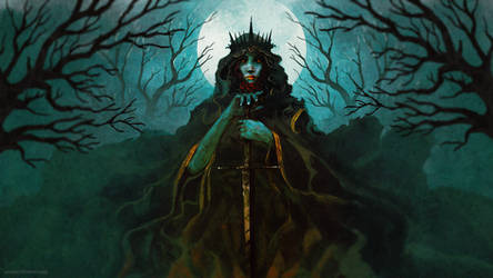 Priestess of the black root