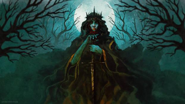 Priestess of the black root