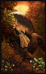 Lady Maria ( Bloodborne ) by AnatoFinnstark