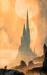 The Lost Knight : Log  number 5 by AnatoFinnstark