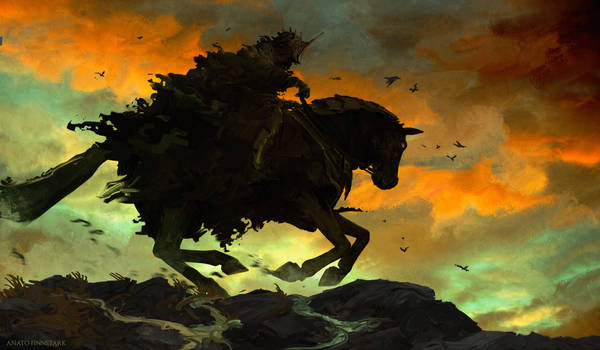 Nazgul 2 ( Lord of the rings )