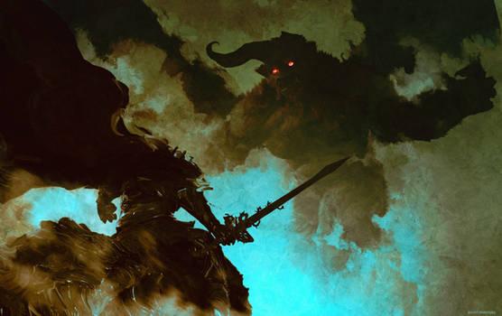 Nosferatu Zodd vs The Skull-Knight ( BERSERK )