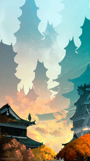 Sekiro. The High temple