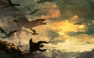 Dragon's of Morgoth