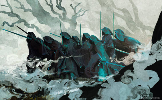 The Nine ( The Lord of the rings )